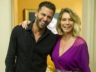 Há fortes rumores nos corredores da Globo que a química entre Letícia Spiller e Henri Castelli teria ultrapassado a ficção.