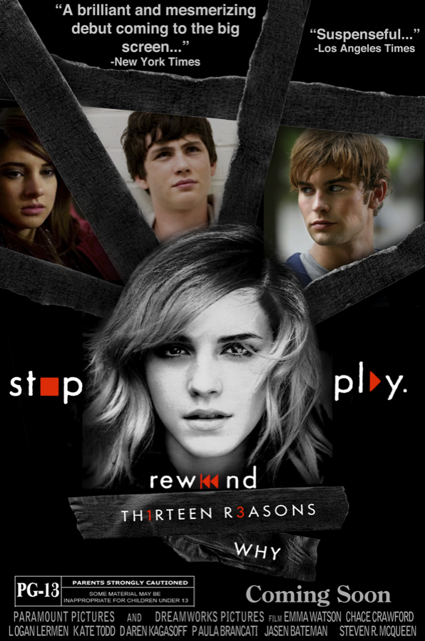 13 Reasons Why I Love 13 Reasons Why — @TLT16 Teen Librarian Toolbox