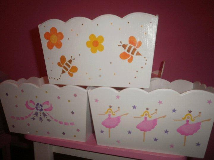 Varita magica cajas decoradas - Cajas infantiles decoradas ...