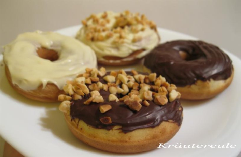mini donuts aus dem donutmaker. Black Bedroom Furniture Sets. Home Design Ideas