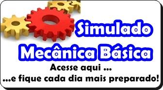 Simulado de Mecânica básica