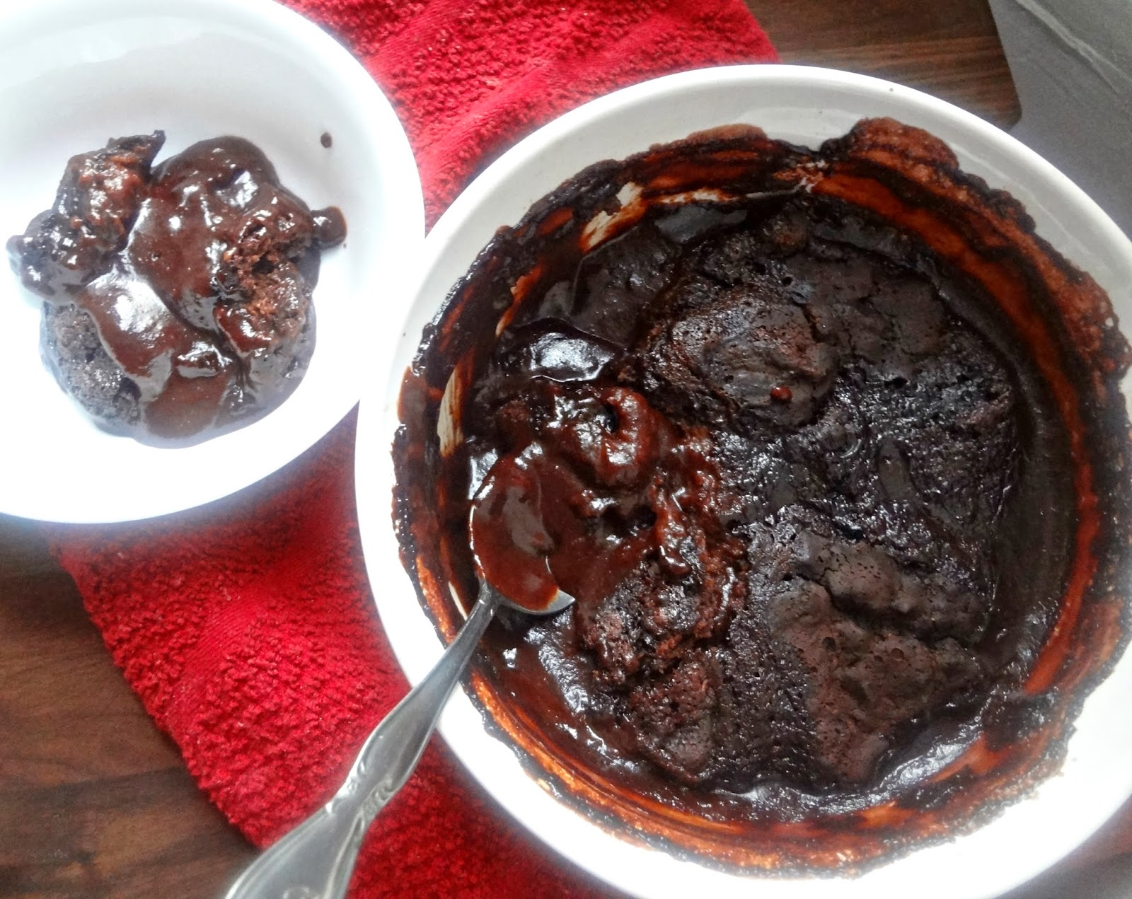 The Cooking Actress: Chocolate Cobbler