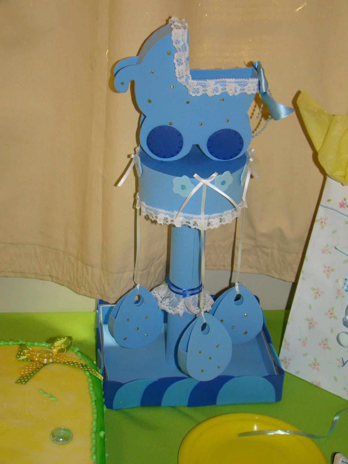 Manualidades Davila y mas: Cochecito para Baby Shower