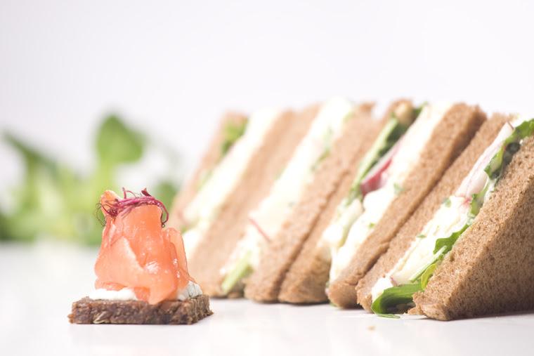 Tramezzino sendviče