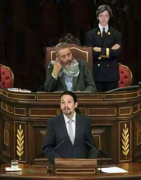 España si podemos gana las elecciones generales con Pablo Iglesias de presidente