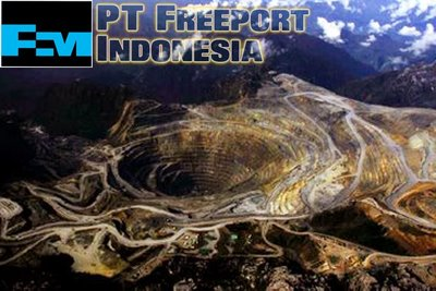 PT Freeport Indonesia, an affiliate of Freeport McMoRan Copper and