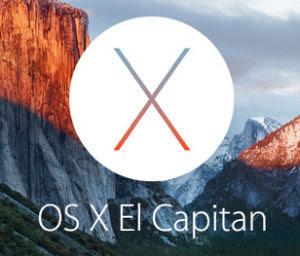 installare su Mac OSX El Capitan