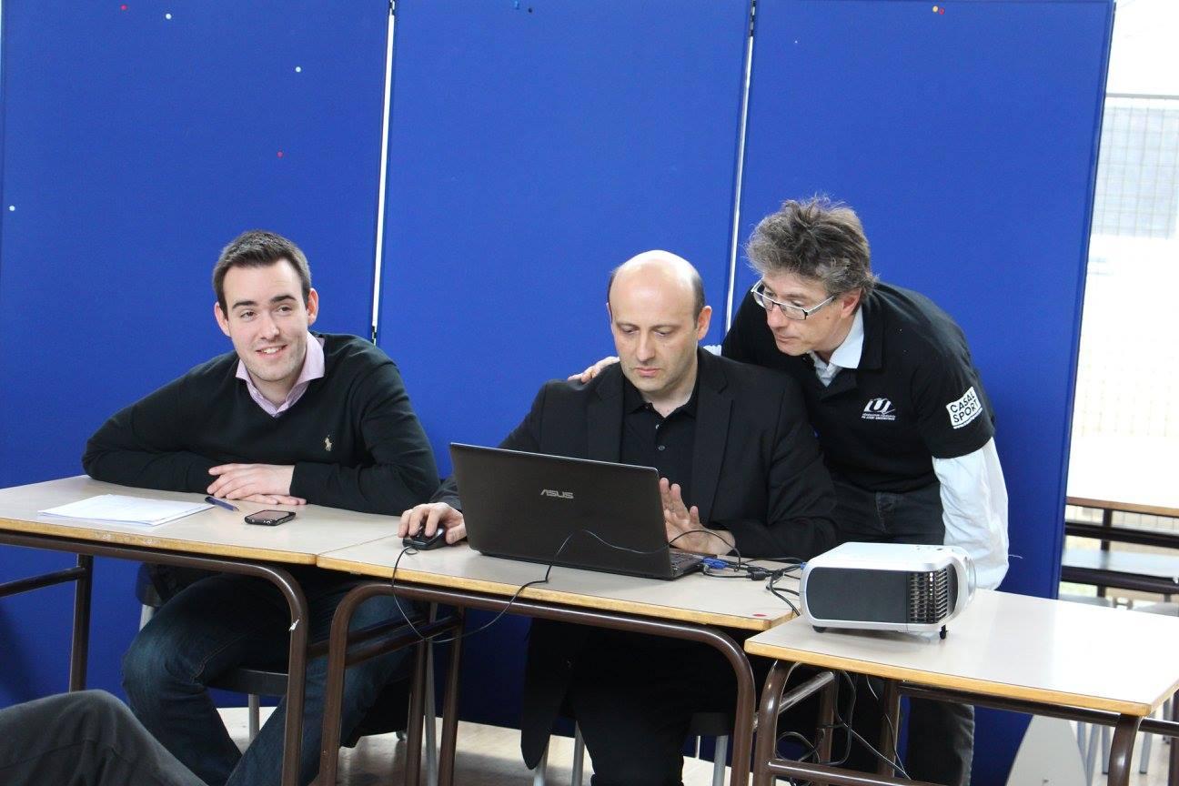 Sous l'égide de la Fédération Française du Sport Universitaire, le comité d'organisation regroupait la Ligue d'Alsace avec notamment Etienne MENSCH, le Comité Départemental du Bas-Rhin (appui technique) et l'INSA de Strasbourg (appui logistique) © site officiel