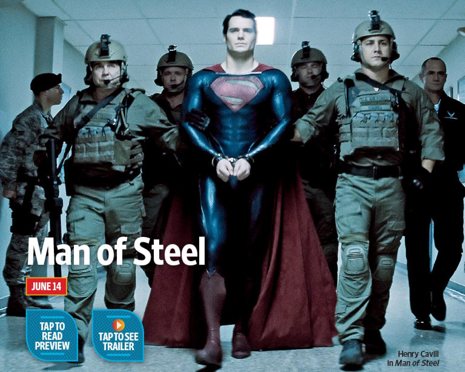 Man of Steel - Superman 2013