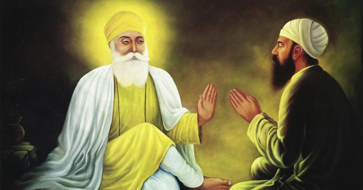 Love Guru Wallpapers : Sikh Dharam Gur Nanak Dev Ji Wallpapers Free Download - HD ...