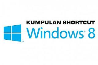 Kumpulan Shortcut Windows 8 Lengkap