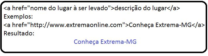 Crie páginas para site saiba como fazer em HTML 15