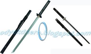 Ninja-To Pedang Samurai Jepang
