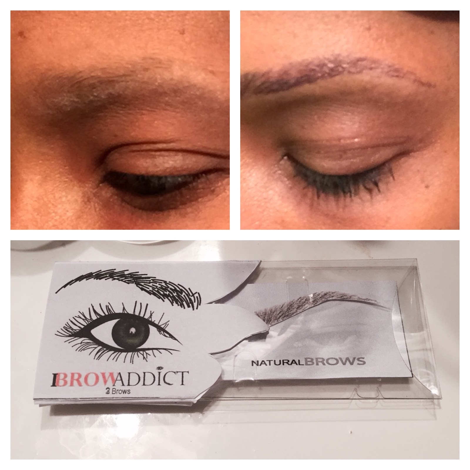 Removable Eyebrow Tattoos The Perfect Solution To Eyebrow Loss