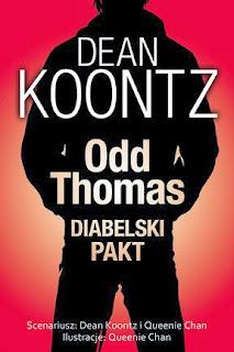 """29. """"Odd Thomas. Diabelski pakt"""" Dean Koontz"""