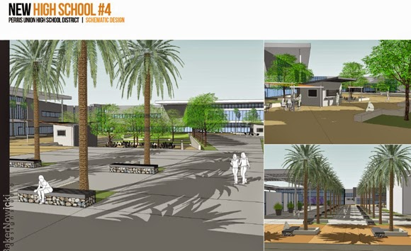 Design for New High School in Southeast Menifee Presented | Menifee 24/7