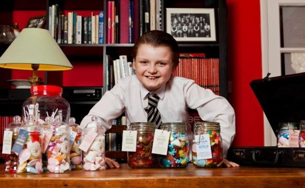 niño emprendedor, Henry Patterson