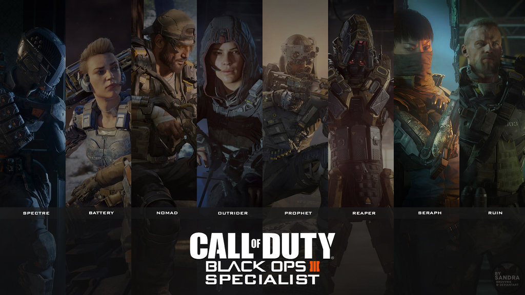 Call Of Duty: Black Ops 3 Overview