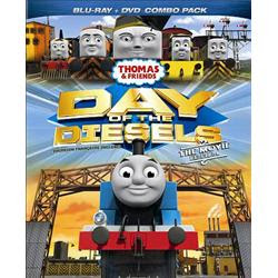 Thomas and Friends Day of the Diesels 2011 Hollywood Movie Watch Online