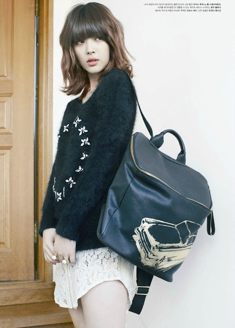 Sulli f(x) - High Cut Magazine Vol.89