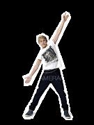 Niall Horan: rubio o castaño