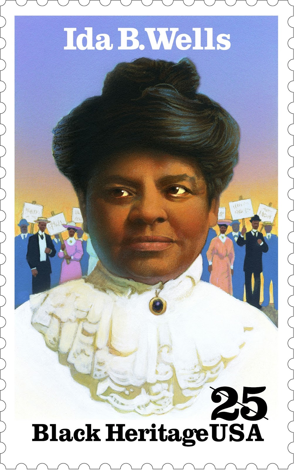 ida b wells 2 When ida b wells was 22 google pays tribute to ida b wells, fearless journalist and all-round badass google doodle slideshow google doodle slideshow.