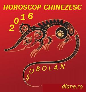 Horoscop chinezesc 2016 - Şobolan