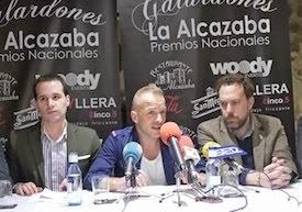 Reconocimiento a deportistas en los Premios La Alcazaba