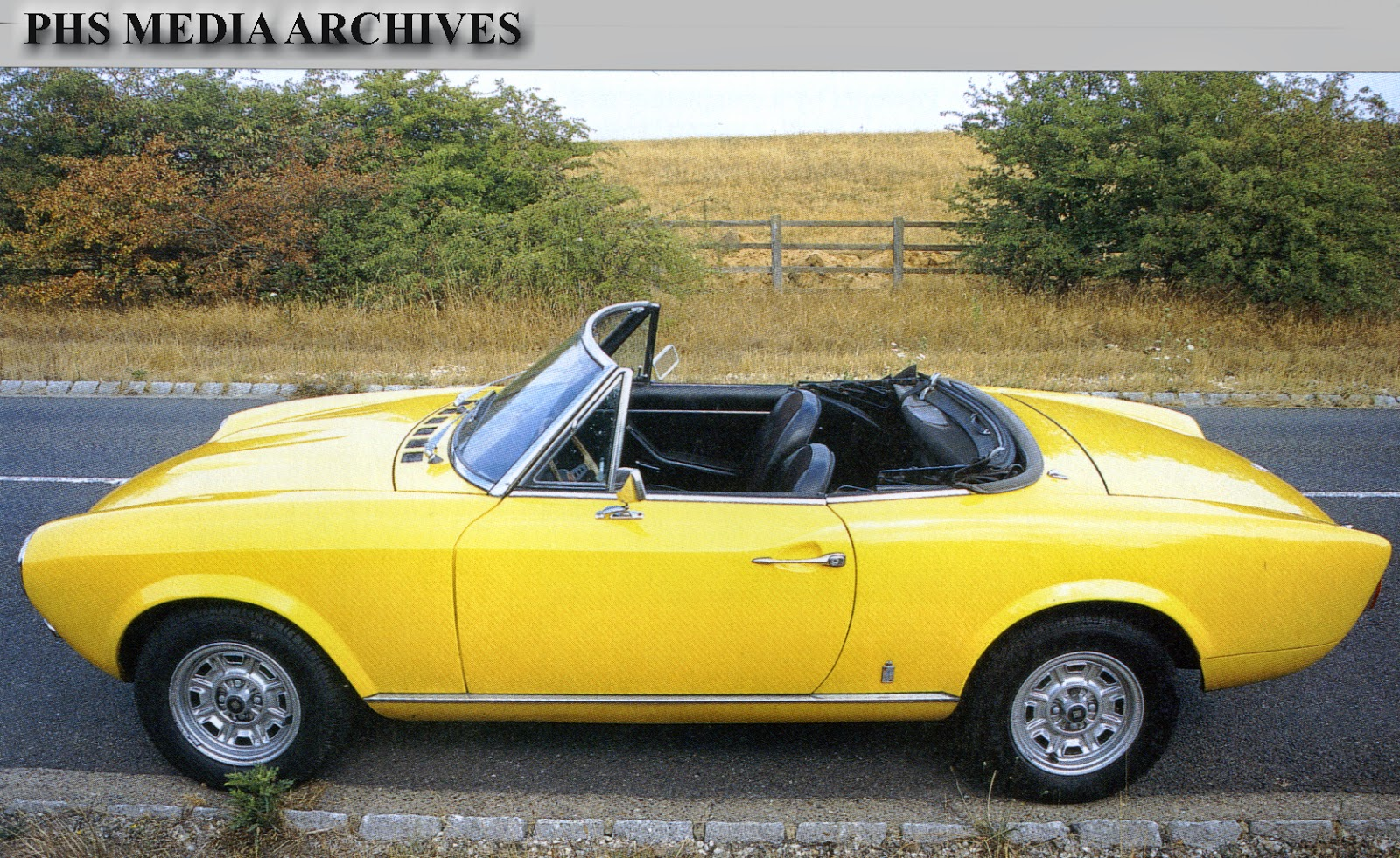 Italian Stallion Series 1981 1982 Fiat Turbo Spider 2000 124 Coupe Wiring Diagram True Spiders Are Scarce Finding One In Usa Is Going To Be A Challenge