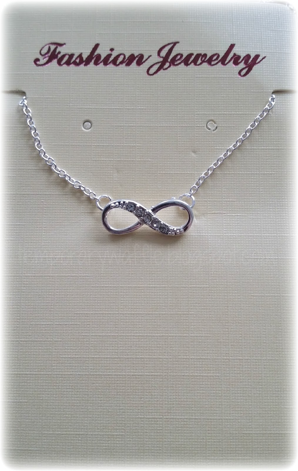 Temporary waffle beautiful cz infinity necklace the cz infinity necklace is a beautiful accessory for any occasion it would make the perfect gift for birthdays graduation anniversaries as a mothers aloadofball Gallery