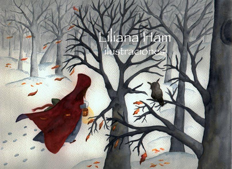 Liliana Ham ilustraciones