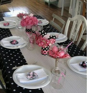 Baby Shower decoration for girls