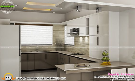 Modular Kitchen in Kerala
