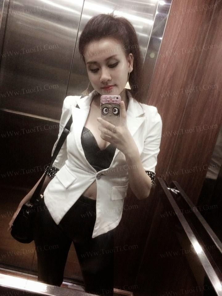 gái xinh Thiên Trang Doly răng khểnh vú to 9