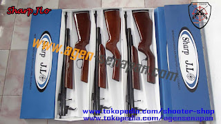 www.agen-senapan.com, harga sharp jlo, speksharp jlo, akurasi dan power sharp jlo