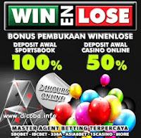 Jadilah Salah Satu Pemenang di WinenLose.com - Dicoba.Info : Kalau tidak dicoba, mana tau!
