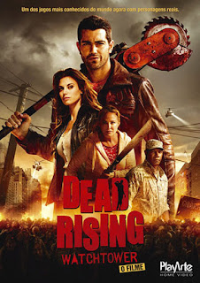 Dead Rising: Watchtower - O Filme - BDRip Dual Áudio