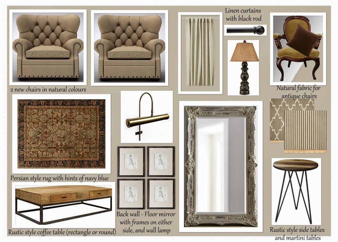 Home Decor Board