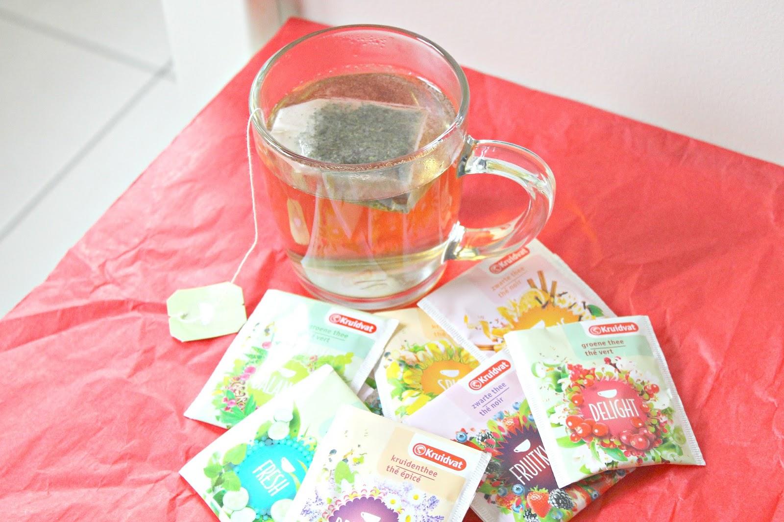 afvallen thee kruidvat