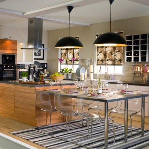 We Love This Double Island Kitchen Huge Open Kitchen: Florida Food Lover: My Dream Kitchen