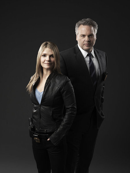 Here are a several new cast photos for season 10 of law order