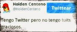 Tengo Twitter