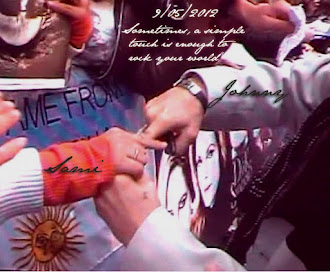 Our hands ♥