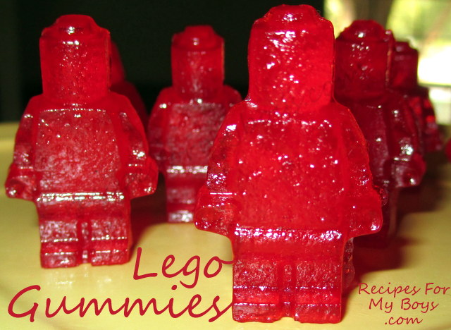 how to make gummy bears more chewy