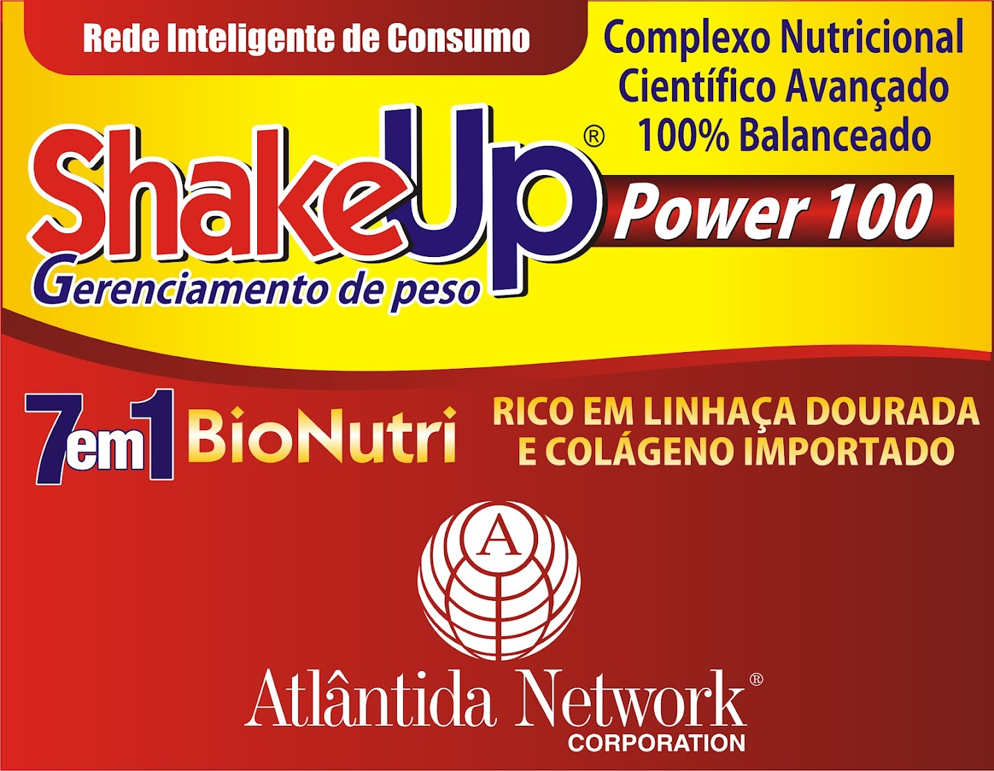 SHAKE-UP Power 100