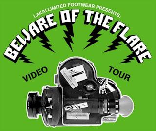 SKATERNOISE LAKAI - Beware Of The Flare