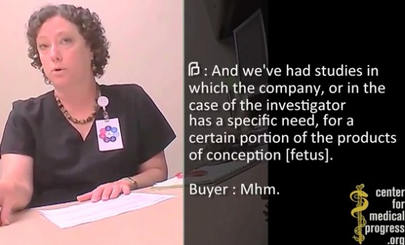"""HUMAN LIFE:""""Just a Matter of Line Items"""" for Planned Parenthood Texas Mega Center"""
