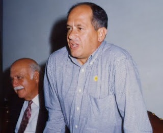 COMANDANTE ALMEIDA E BRITO DE FÉRIAS EM PORTUGAL