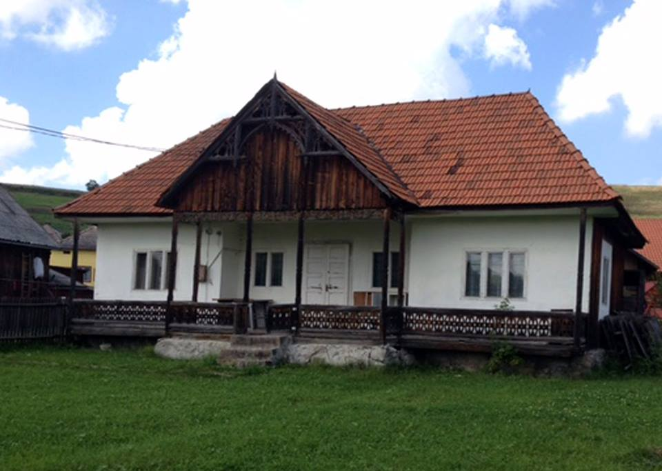 Casa COTFAS -Sediul firmei Strindberg: 1992-1995