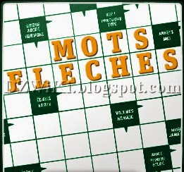 Mots fleches - Grilles mots fleches gratuits en ligne ...